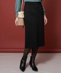 スカート 【洗濯機で洗える/セットアップ可】ジャージータイトスカート|ZOZOTOWN PayPayモール店