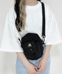 ショルダーバッグ バッグ ファッションインフルエンサー 017 - スクエアショルダーバッグ made in INTER FACTORY ZOZOTOWN PayPayモール店