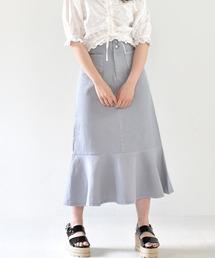 スカート マーメイドフレアスカート ZOZOTOWN PayPayモール店