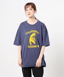 tシャツ Tシャツ MIXTA/ミクスタ YOSEMITE BEAR big T ヨセミテベア ビッグティー|ZOZOTOWN PayPayモール店