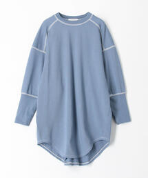 tシャツ Tシャツ コットンジャージー ロングプルオーバー|ZOZOTOWN PayPayモール店