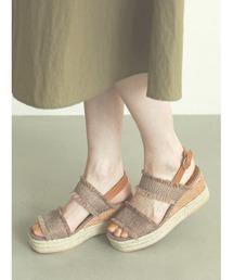 サンダル Keep cutting sandal|ZOZOTOWN PayPayモール店