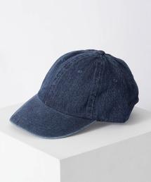 帽子 キャップ newhattan / ニューハッタン STONE WASHED TWILL CAP ウォッシュドツイルキャップ|ZOZOTOWN PayPayモール店