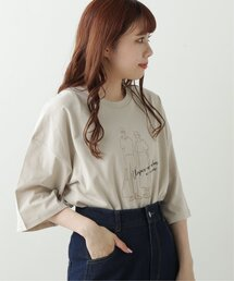 tシャツ Tシャツ カップル刺繍Tシャツ ZOZOTOWN PayPayモール店