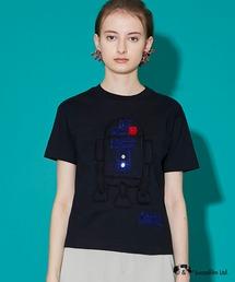 tシャツ Tシャツ 【MUVEIL(ミュベール)】STAR WARS スターウォーズ Tシャツ / MA203UTS006|ZOZOTOWN PayPayモール店