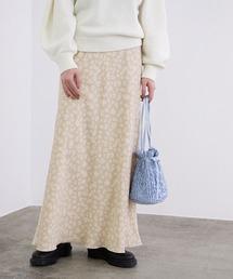 スカート ヴィンテージライクフラワーマーメイドスカート|ZOZOTOWN PayPayモール店