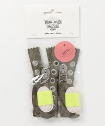 【YOUNG & OLSEN The DRYGOODS STORE】/ARMY LACE ZIPPER|ZOZOTOWN PayPayモール店