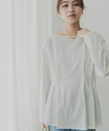 tシャツ Tシャツ KBF+ 2WAYウエストランダムタックプルオーバー ZOZOTOWN PayPayモール店