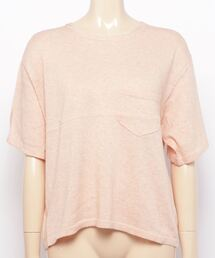tシャツ Tシャツ Botanical dyed pocket tee sweater|ZOZOTOWN PayPayモール店