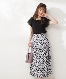 スカート フラワーマーメイドスカート / 1211120908|ZOZOTOWN PayPayモール店