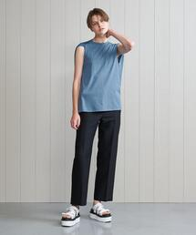 tシャツ Tシャツ <H>COTTON NO SLEEVE T-SHIRT/Tシャツ|ZOZOTOWN PayPayモール店