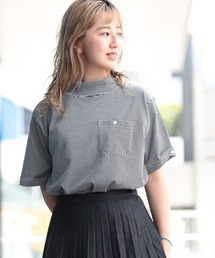 tシャツ Tシャツ BEAMS BOY / ハイネック ポケット ショートスリーブ Tシャツ|ZOZOTOWN PayPayモール店