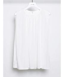 tシャツ Tシャツ ギャザーノースリカットソー|ZOZOTOWN PayPayモール店