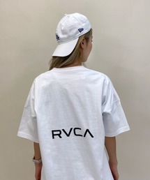 tシャツ Tシャツ RVCA/ルーカ  ビッグシルエット  バックプリントTシャツ  BA043-220|ZOZOTOWN PayPayモール店