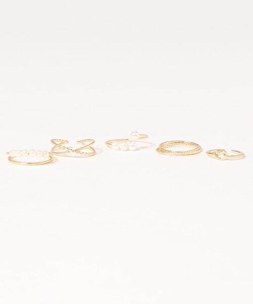 指輪 キャシャセットリング 限定特価 826717 数量限定アウトレット最安価格