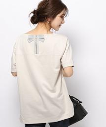 tシャツ Tシャツ BARNYARDSTORM / バックリボンジッププルオーバー|ZOZOTOWN PayPayモール店