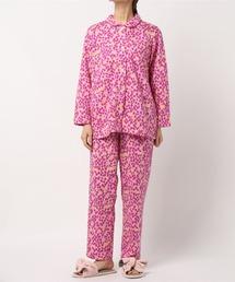 ルームウェア パジャマ plune(プルーン)コラボ シンプルな襟つきのシャツパジャマ(S-LLサイズ)|ZOZOTOWN PayPayモール店