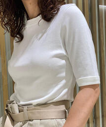 tシャツ Tシャツ シルキーフライス ハーフスリーブプルオーバー|ZOZOTOWN PayPayモール店