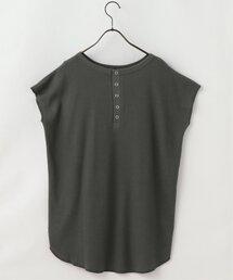tシャツ Tシャツ バックポイントワッフルフレンチT ZOZOTOWN PayPayモール店