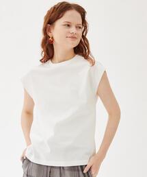 tシャツ Tシャツ ソフトコットン フレンチスリーブプルオーバー|ZOZOTOWN PayPayモール店
