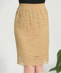 スカート 総レースタイトスカート/510566M|ZOZOTOWN PayPayモール店