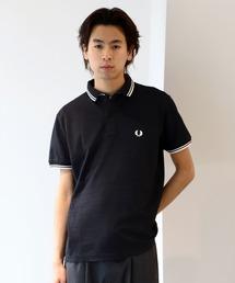 ポロシャツ FRED PERRY × BEAMS / 別注 Double Collar Polo Shirt ZOZOTOWN PayPayモール店