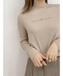 tシャツ Tシャツ Logo soft Tshirt / ロゴソフトTシャツ|ZOZOTOWN PayPayモール店
