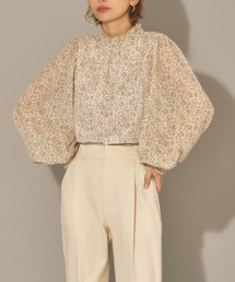 シャツ ブラウス dobby flower blouse ZOZOTOWN PayPayモール店