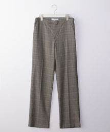 パンツ GINGHAM CHECK PANTS|ZOZOTOWN PayPayモール店