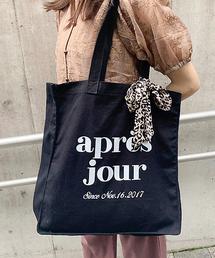 トートバッグ バッグ スカーフ付きキャンバスバック【ZOZOTOWN限定アイテム】|ZOZOTOWN PayPayモール店