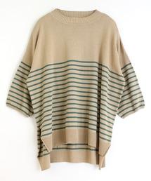 tシャツ Tシャツ K2489 サマーボーダーショートプルオーバー|ZOZOTOWN PayPayモール店