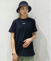 tシャツ Tシャツ MSGM/エムエスジーエム/ミニロゴTシャツ|ZOZOTOWN PayPayモール店
