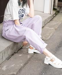 パンツ デニム ジーンズ WEGO/【S〜Lサイズ】ハイウエストペーパーバックマムパンツ ZOZOTOWN PayPayモール店