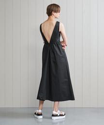 ワンピース <H>COTTON BACK GATHER DRESS/ワンピース|ZOZOTOWN PayPayモール店