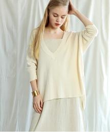 tシャツ Tシャツ M1397 ヴィンテージワッフルVネックプルオーバー|ZOZOTOWN PayPayモール店