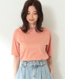 tシャツ Tシャツ Demi-Luxe BEAMS / スムース ハーフスリーブプルオーバー|ZOZOTOWN PayPayモール店