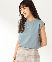 tシャツ Tシャツ Demi-Luxe BEAMS / スムース ノースリーブ プルオーバー|ZOZOTOWN PayPayモール店