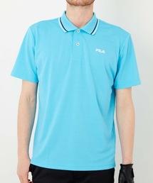 ポロシャツ 【FILA:フィラゴルフ】メンズ半袖シャツ / ゴルフウェア ZOZOTOWN PayPayモール店