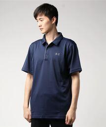 ポロシャツ UAテック ポロ(ゴルフ/MEN) ZOZOTOWN PayPayモール店