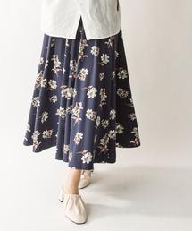 スカート 【STYLE4】フラワーフレアスカート ZOZOTOWN PayPayモール店