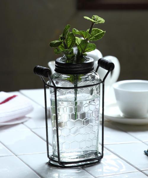 日時指定 花瓶 ハニカムフラワーベース 最安値 Sサイズ