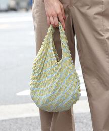バッグ ハンドバッグ BUNZABURO × Ray BEAMS / 別注 絞り Mini BAG|ZOZOTOWN PayPayモール店