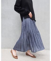スカート シャイニーサテンスカート ZOZOTOWN PayPayモール店