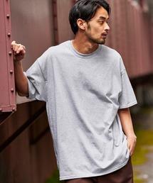 tシャツ Tシャツ ギルダン ビッグシルエット USAオーバーサイズ 1/2スリーブTシャツ 無地T トップス Tシャツ|ZOZOTOWN PayPayモール店