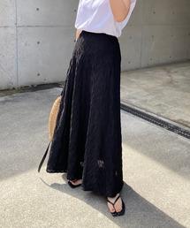 スカート カットレース6枚ハギスカート|ZOZOTOWN PayPayモール店