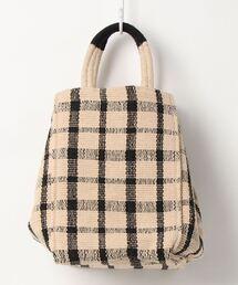 トートバッグ バッグ Lilas Campbell textile woven Tote BAG ZOZOTOWN PayPayモール店