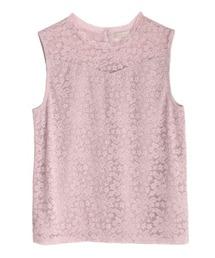 tシャツ Tシャツ 総レースノースリPO|ZOZOTOWN PayPayモール店