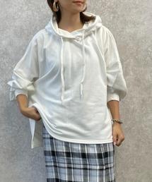 tシャツ Tシャツ 【ZOZO限定】ビッグシルエットフーディー ZOZOTOWN PayPayモール店