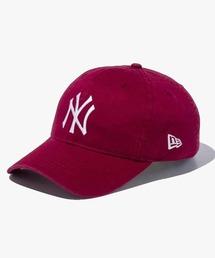 帽子 キャップ 【NEW ERA】9TWENTY クロスストラップ ウォッシュドコットン MLB [BSC] ZOZOTOWN PayPayモール店
