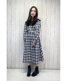 ワンピース リボン衿ワンピース|ZOZOTOWN PayPayモール店